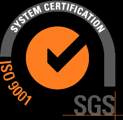 ISO 9001 - SGS certification